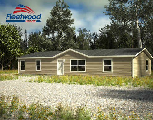 Buy Fleetwood Manufactured Homes at Espanola Mobile Homes