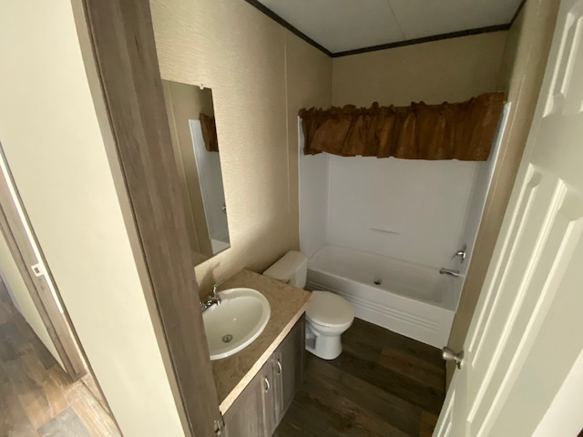 FleetwoodWESTON 16X763 Bedroom