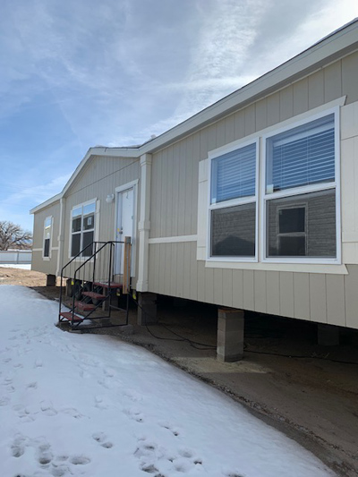 FleetwoodAmericana 28x60 Doublewide Mobile Home for Sale in Espanola, NM